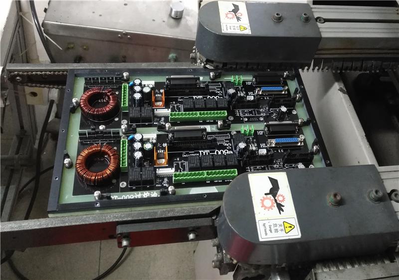 制造車間-工藝-波峰焊過爐