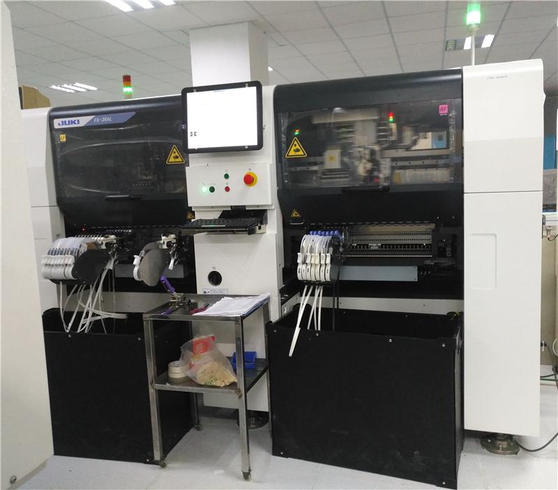 制造車間-設備-JUKI貼片機
