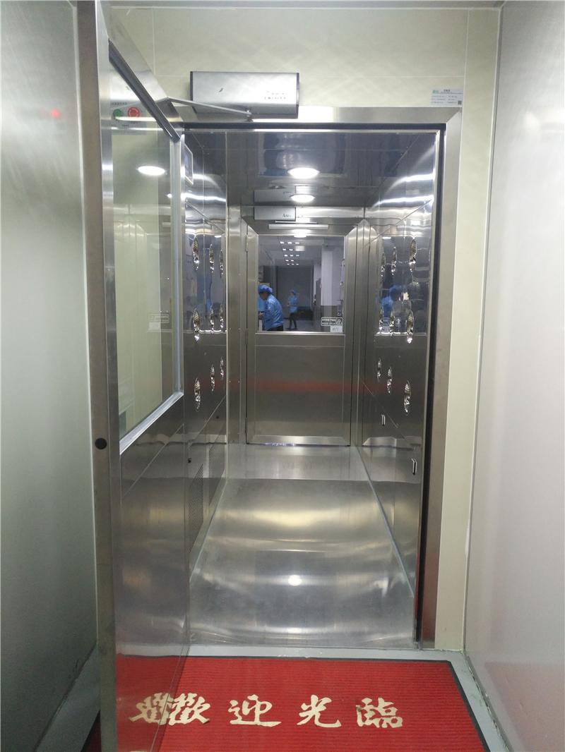 制造車間-設備-風淋室2