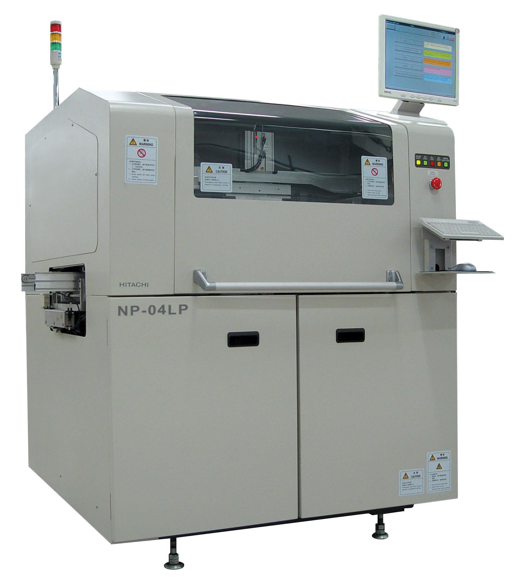 制造車間-設備-錫膏印刷機